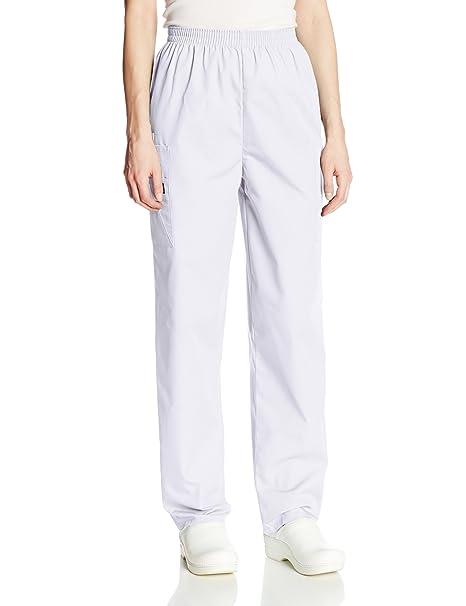 Cherokee Batas Ropa de Trabajo para Mujer Pantalones Cargo Pant (Tall tamaños): Amazon.es: Ropa y accesorios
