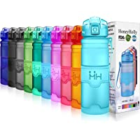 HoneyHolly Botella de Agua Deporte 400ml/500ml/700ml/1l, sin bpa