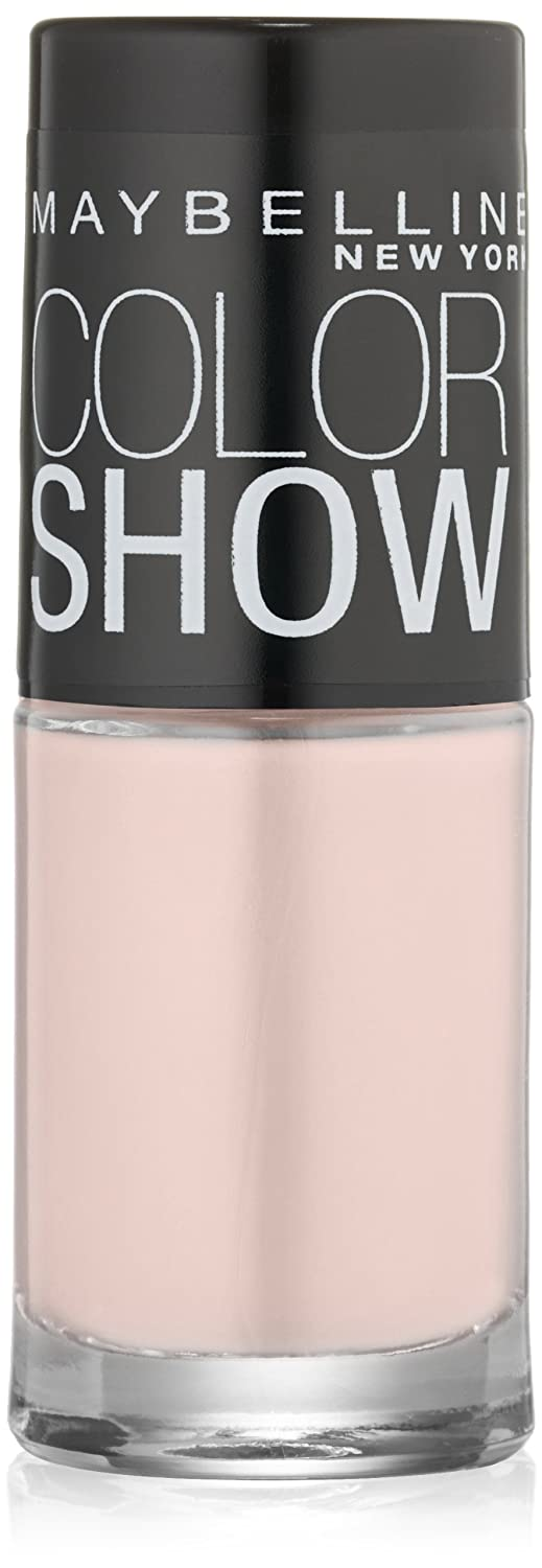 Maybelline New York Color Show Nail Lacquer, Born With It, 0.23 Fluid Ounce