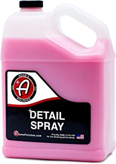 product image for Adam's Detail Spray - Quick Waterless Detailer Spray for Car Detailing | Polisher Clay Bar & Car Wax Boosting Tech | Add Shine Gloss Depth Paint | Car Wash Kit & Dust Remover (Gallon)