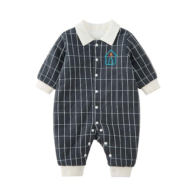 Amazon.com: Pureborn - Mono de invierno para bebé, diseño de ...