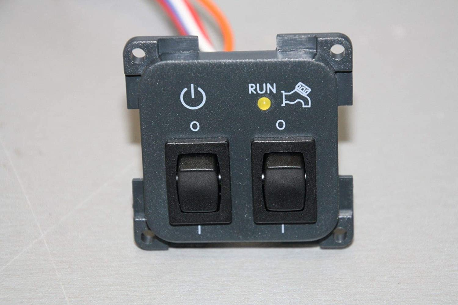 Strange Cbe 12V Water Pump And Aux Switch With Wiring Loom Amazon Co Uk Wiring 101 Akebretraxxcnl