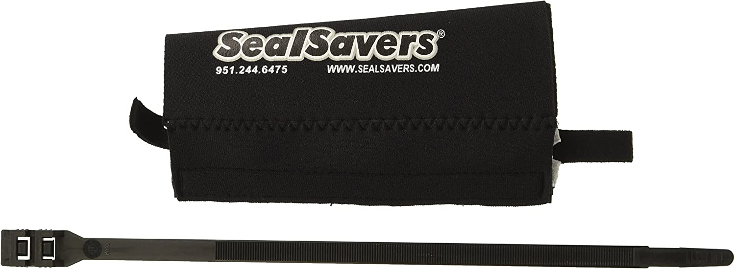Seal Savers Zip-On Fork Seal Protection 1 3//4in Blue SSZ134BLU
