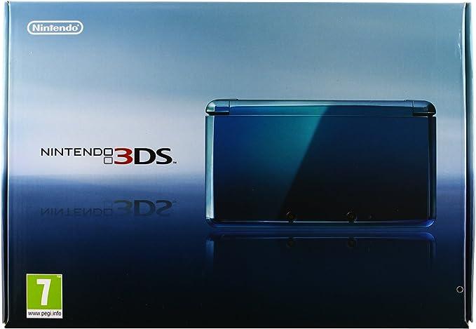 Nintendo 3DS - Color Azul Aqua: Amazon.es: Videojuegos