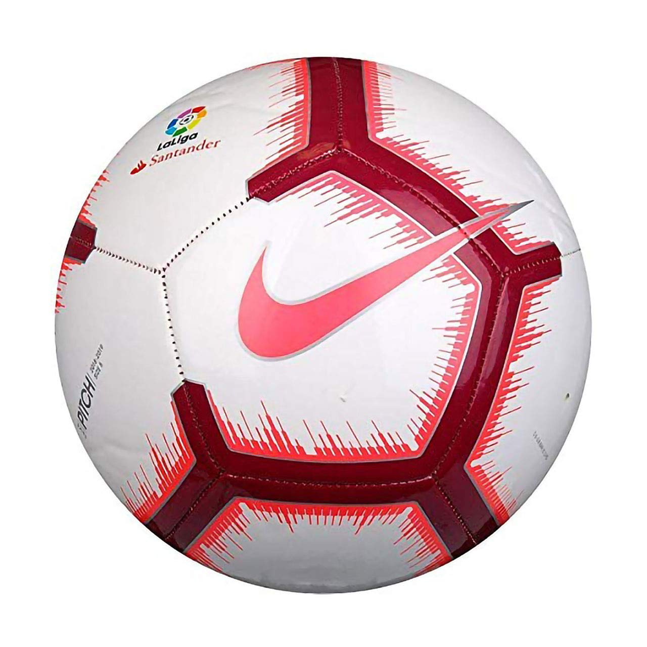 Nike Pitch Fútbol, otoño/Invierno, Color Bright Crimson/Pure ...