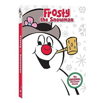 Amazoncom Frosty the Snowman Jackie Vernon Billy De Wolfe