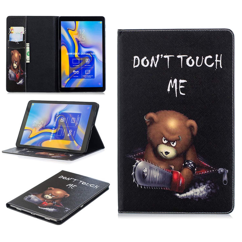 Amazon.com: Case Galaxy Tab A A2 2018 10.5 inch Cover Funda ...