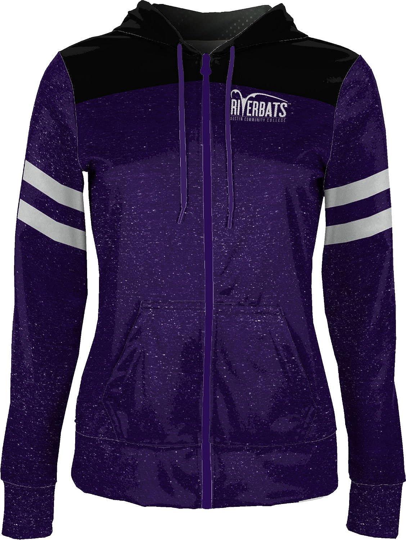 Gameday School Spirit Sweatshirt ProSphere Austin Community College Girls Zipper Hoodie