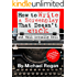 """How to Write a Screenplay That Doesn't Suck and Will Actually Sell 