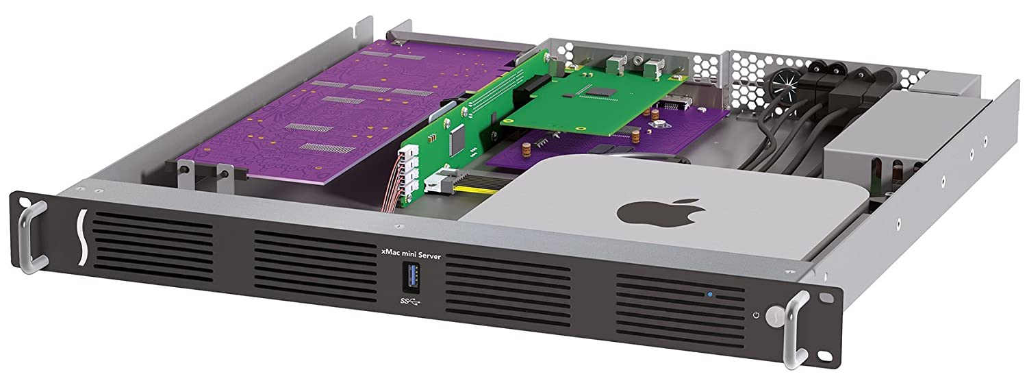 Amazon com: Sonnet xMac Mini Server (one Full Length and on