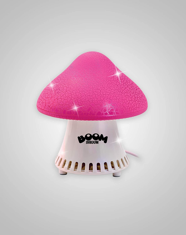 Pink SoundCandy SC3006PKB Boom Shroom Speaker