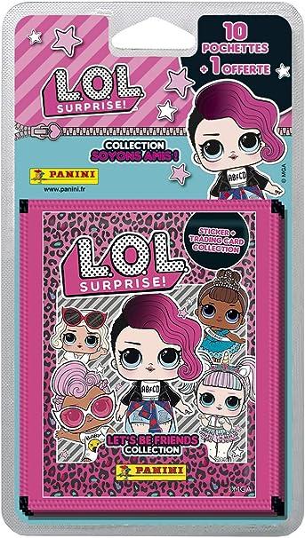 Panini-11 Soyons Amis, 2529-020: Amazon.es: Juguetes y juegos