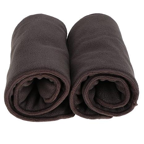 SGerste - 2 pañales reutilizables y lavables para bebés y mujeres adultos, pañales, pañales