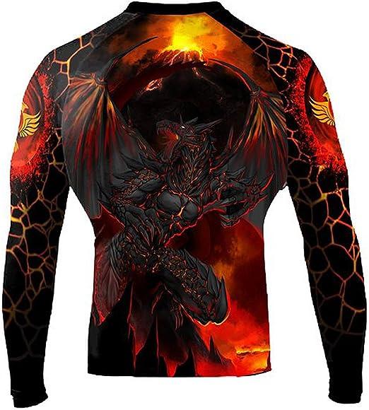 Raven Fightwear Men/'s Earth Dragon MMA BJJ Spats Black