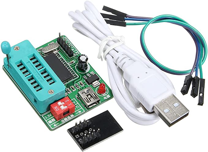 Zkee Shop Ch341 A 24 25 Series Router Spi Lcd Electric Elektronik