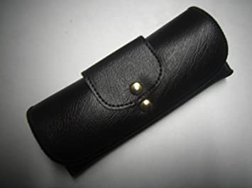 c70a44d55c3 Amazon.com  Snap Beltloop Eyeglass Cases (Black)  Health   Personal Care