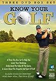 Know Your Golf (3 Dvd) [Edizione: Regno Unito] [Import anglais]