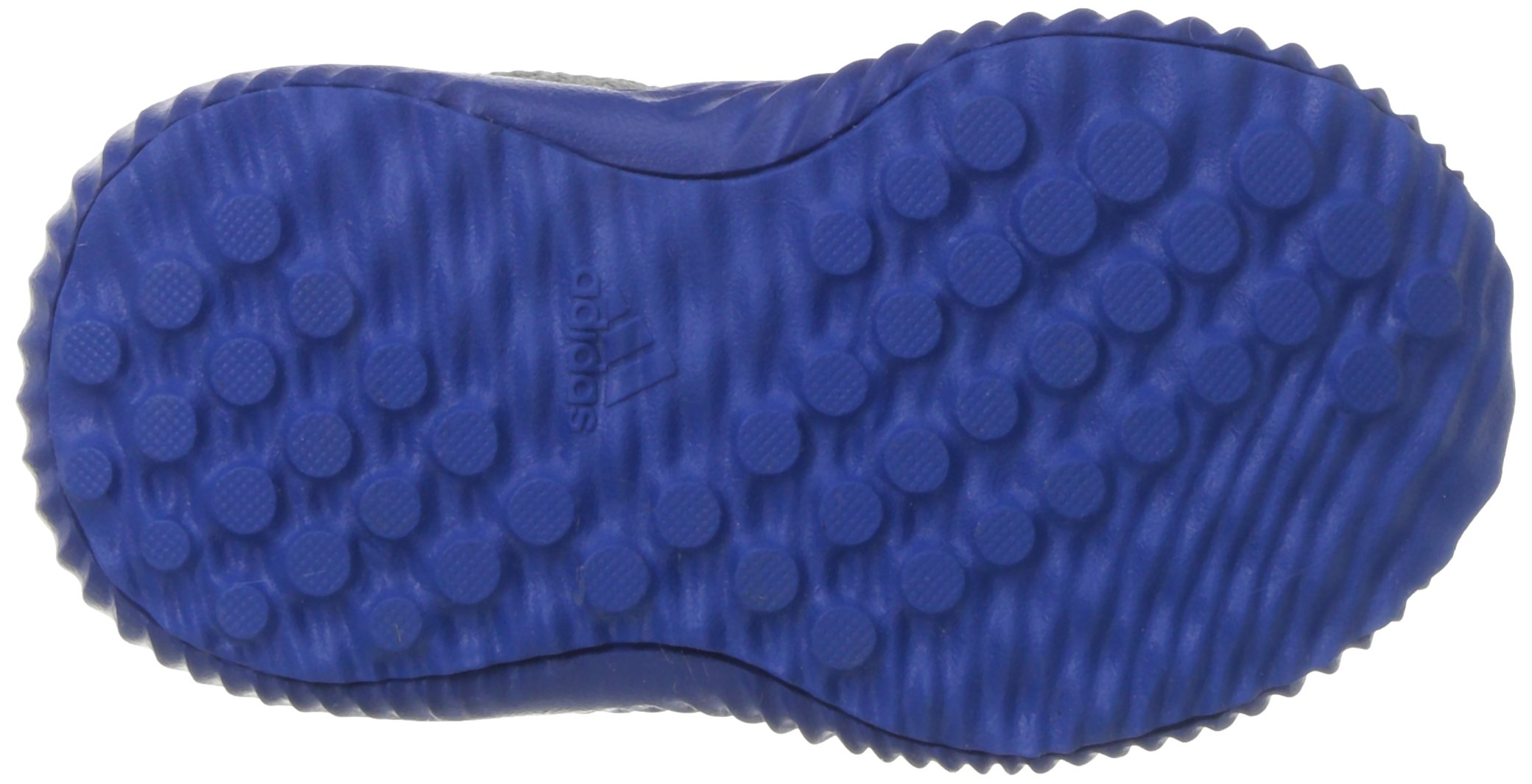 adidas Kids' Alphabounce Sneaker, Grey/Light Onix/Satellite, 7 M US Toddler by adidas (Image #3)