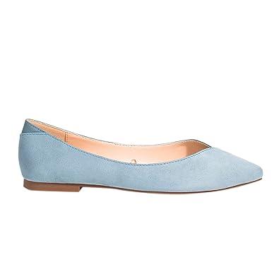 Ballerinas Bicolor - Damen - Größe 41 - Marineblau Parfois Niedriger Versand Zum Verkauf airaq44wP