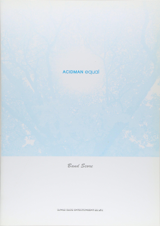 バンドスコア acidman equal バンド スコア 本 通販 amazon