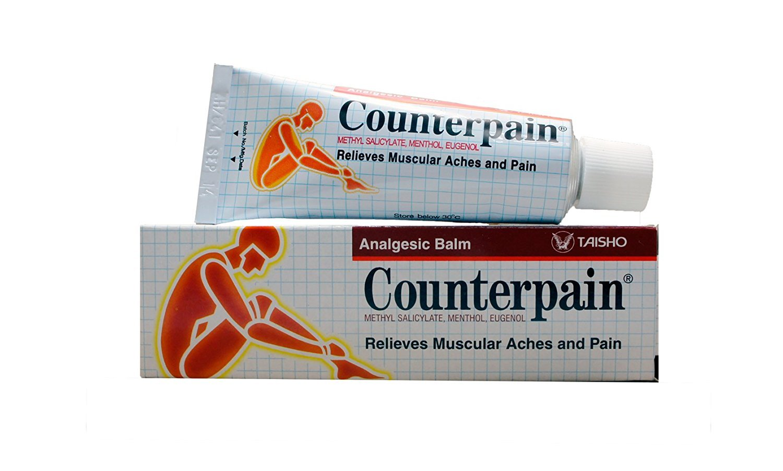 Counterpain Warm Analgesic Balm 30g