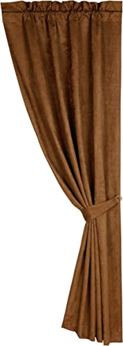 HiEnd Accents Las Cruces Western Curtain WS4182C