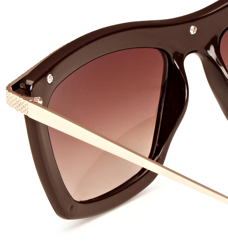 Quay Eyewear Australia 1454 Sunglasses Chocolate One Size