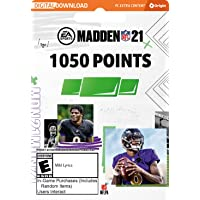 MADDEN NFL 21 - MUT 1050 Points Pack - PC…