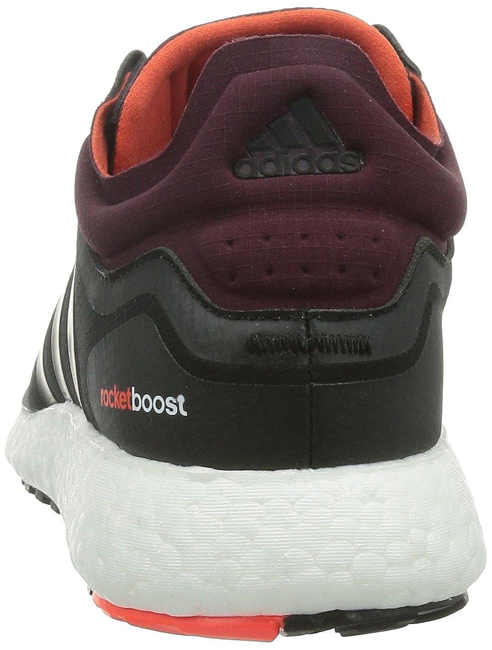 separation shoes 14287 27ded adidas CH Rocket Boost W - Zapatillas para Mujer, Color Negro Rojo, Talla  39 1 3  Amazon.es  Zapatos y complementos