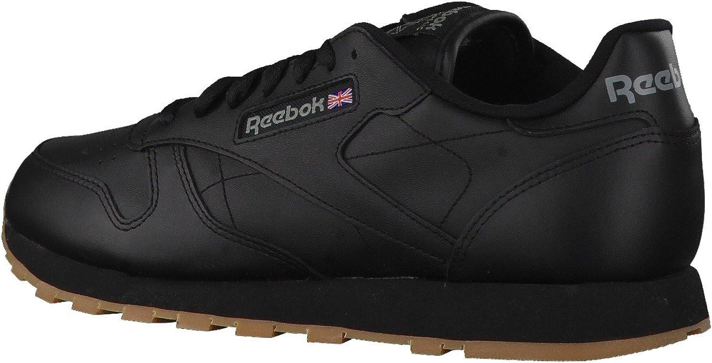 Reebok CL LTHR - Zapatillas de running, Niños: Reebok: Amazon.es: Zapatos y complementos