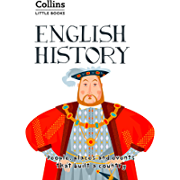 English History: People, places and events that built a country (Collins Little Books) (English Edition)