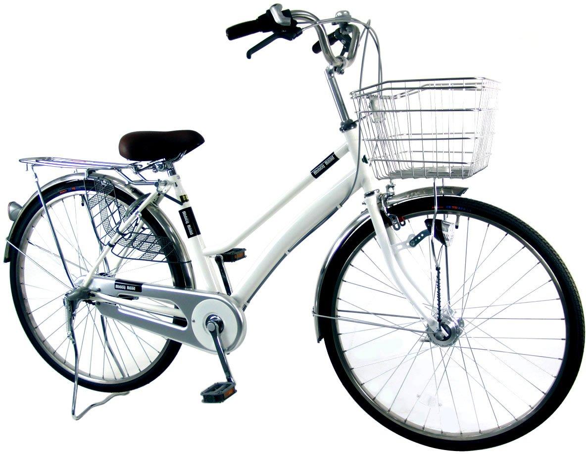 C.Dream(シードリーム) アビーロードW ARW71-H 27インチ自転車 シティサイクル ホワイト BAA基準適合 100%組立済み発送 B07DFCLBS1