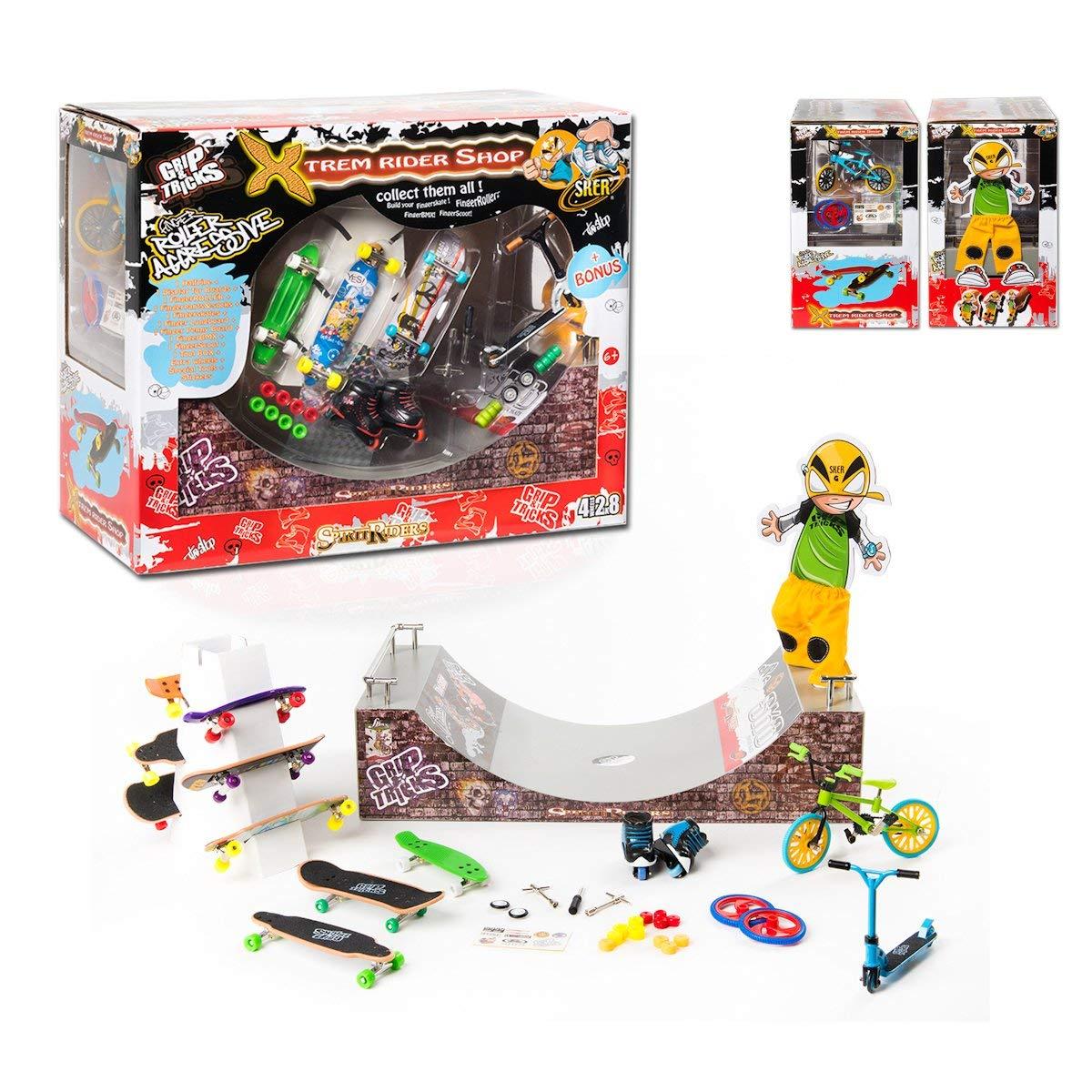 Grip & Tricks XTREM-13 Xtrem Shop Gift Box, Multicolored