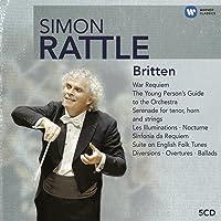 Simon Rattle Edition Britten
