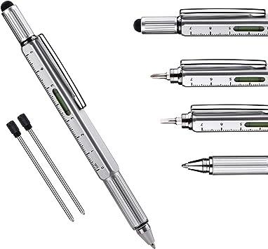 Tungsten steel Ballpoint pen Safety Protective Metal Multifunctional Tool Pen