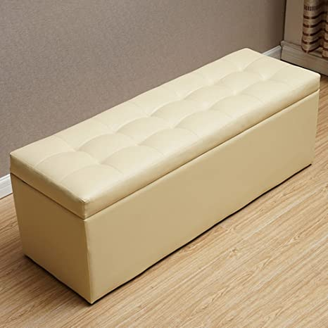 Amazon.com: RKY Storage Stool Footstool Shoe Bench Shopping ...