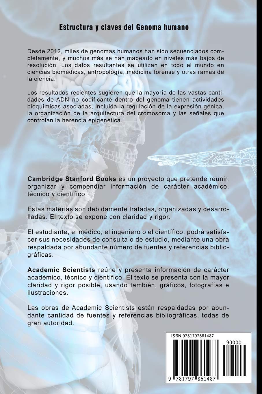Estructura Y Claves Del Genoma Humano Spanish Edition