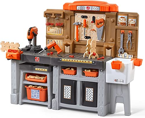 Step2 489099 Pro Play Workshop & Utility Bench