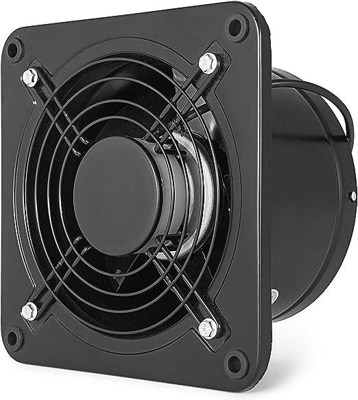 ZGYQGOO Extractor ventilación Industrial Extractor axial Metal ...