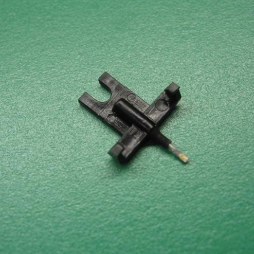 Durpower - Aguja para Tocadiscos para grabadoras de fonógrafo ...