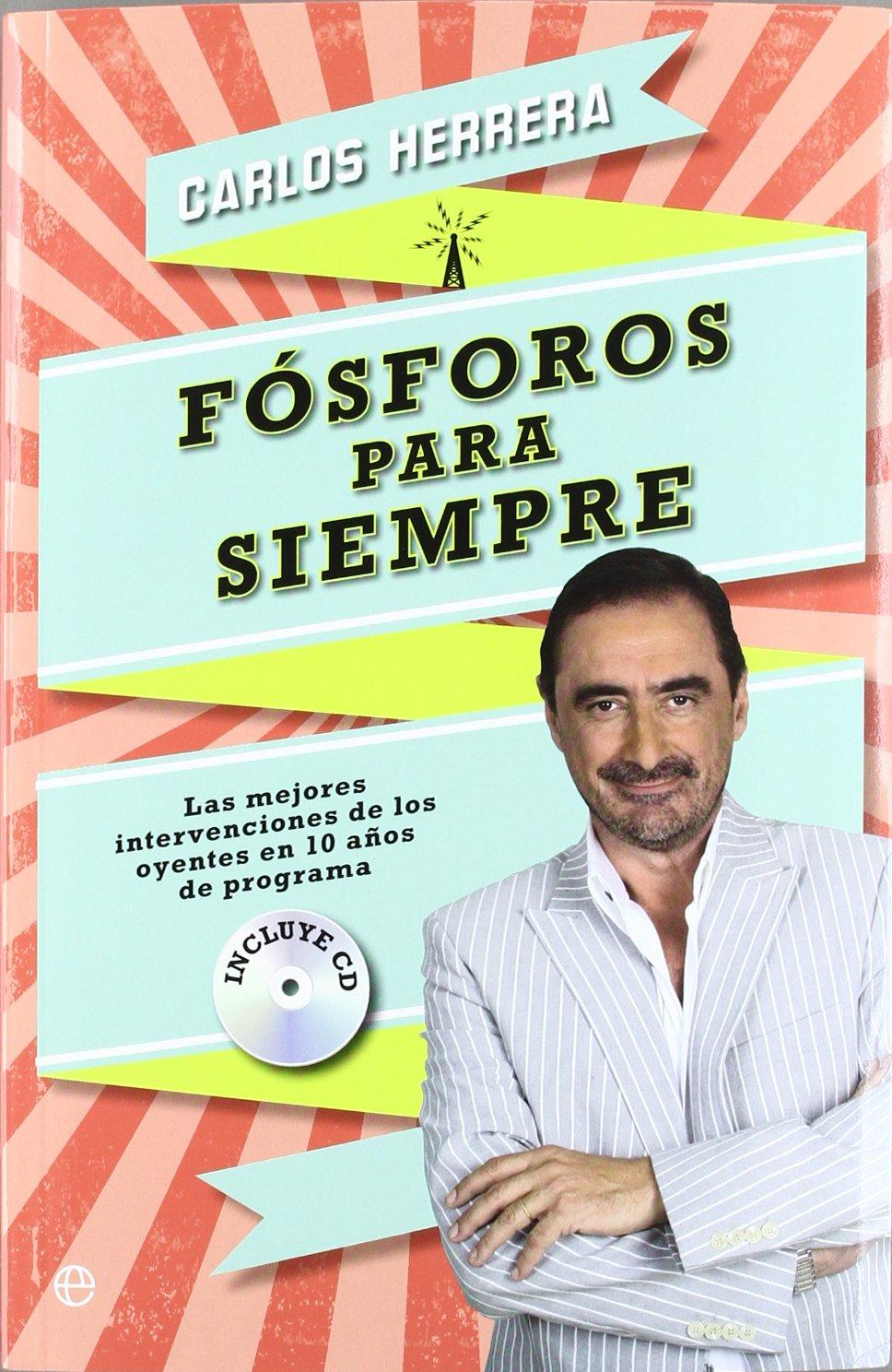 Read Online FÓSFOROS PARA SIEMPRE (INCLUYE CD) PDF