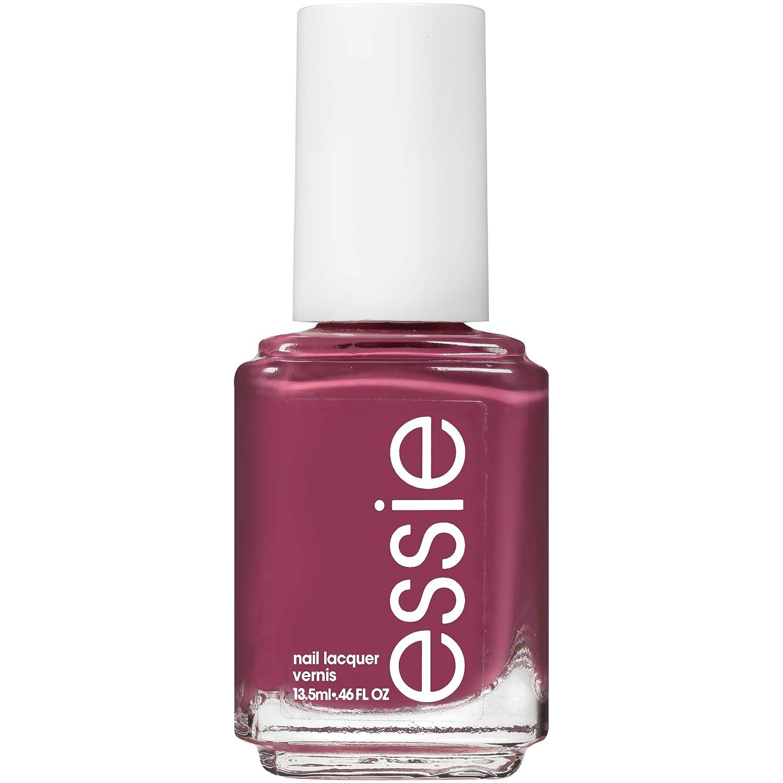 Essie Nail Polish, Angora Cardi, Deep Rose Purple Nail Polish, 0.46 Fl. Oz.