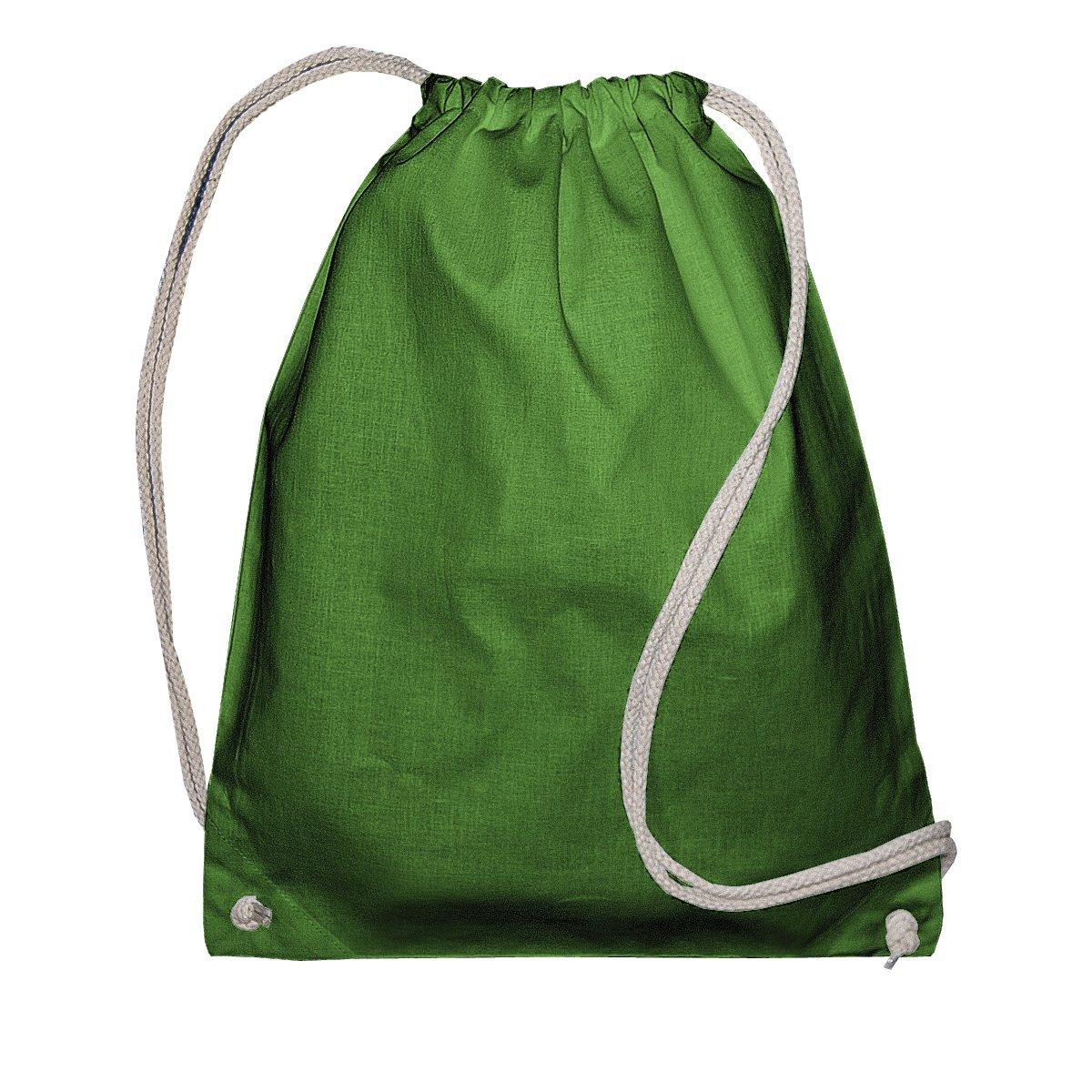 Deporte//Gimnasio Jassz Mochila//Bolsa saco o de cuerdas lisa Modelo Drawstring