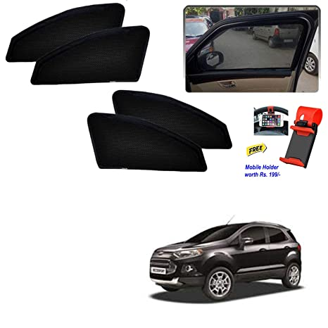 63 Off On Autokraftz Car Magnetic Sunshade Curtain For Ford