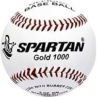 SPARTAN BASEBALL PU FIBRE GOLD-1000