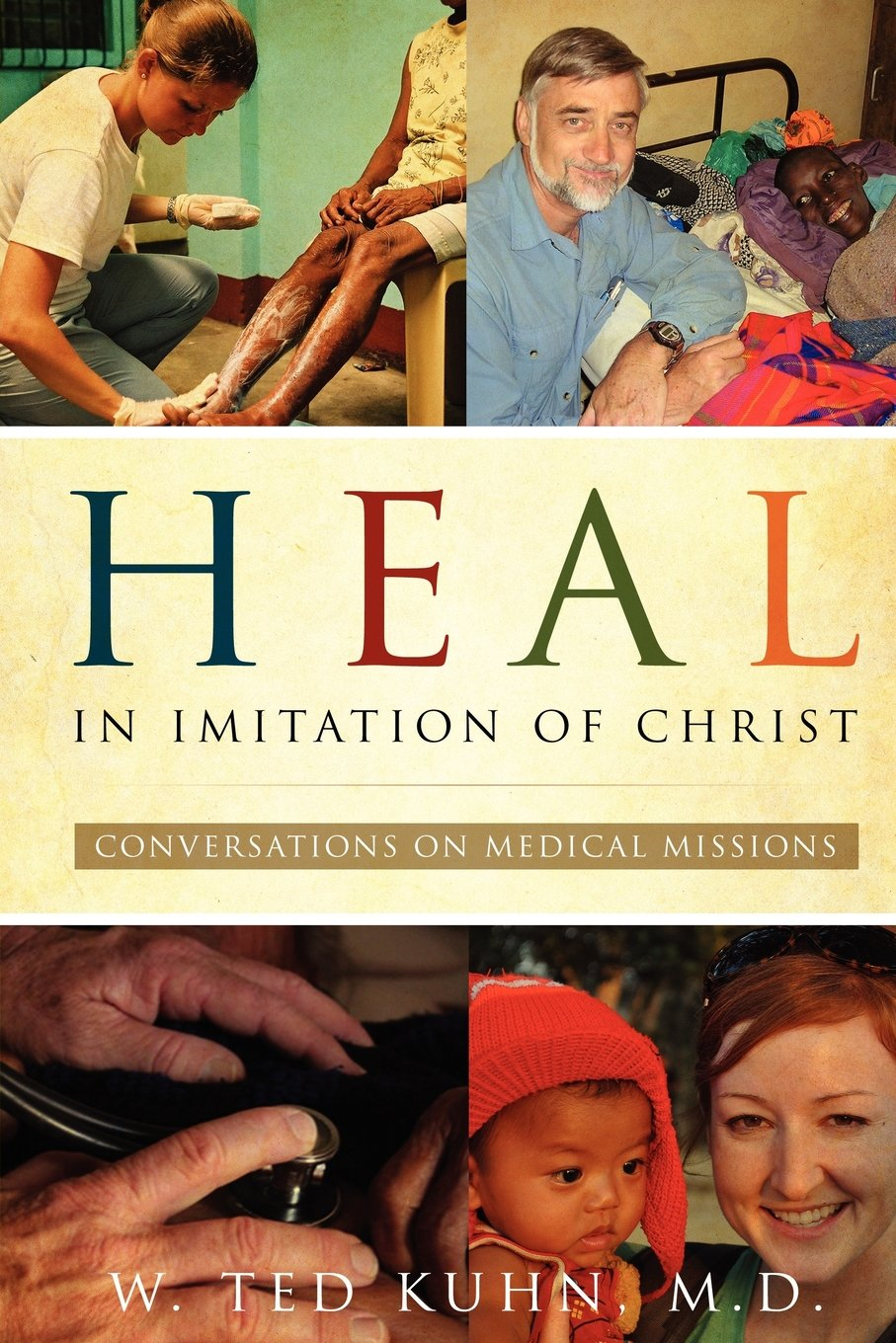Download Heal, in Imitation of Christ ebook