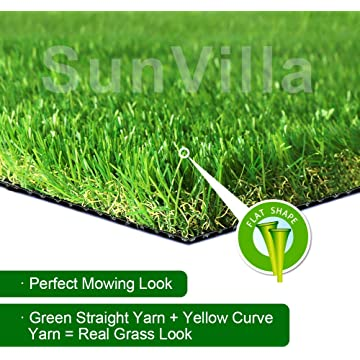 top best SunVilla Turf