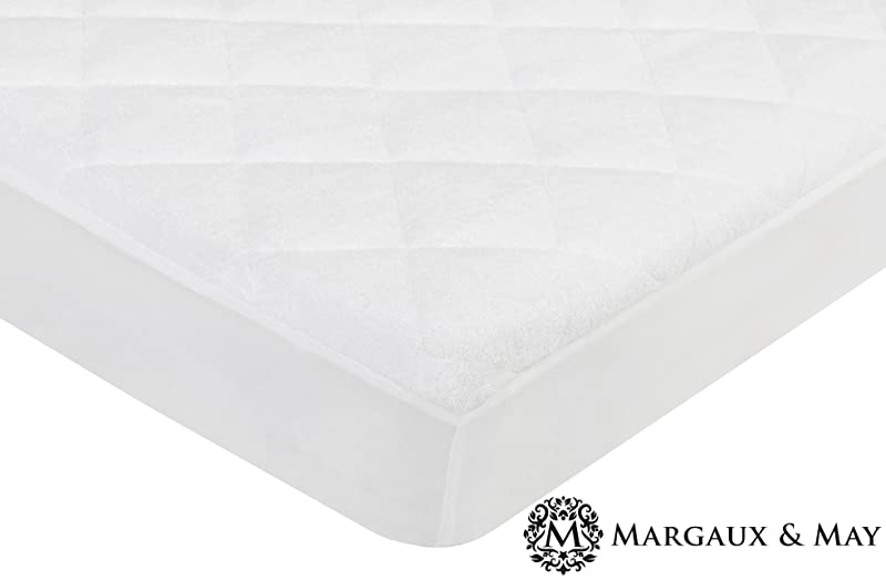 Margaux & May waterproof crib mattress protector