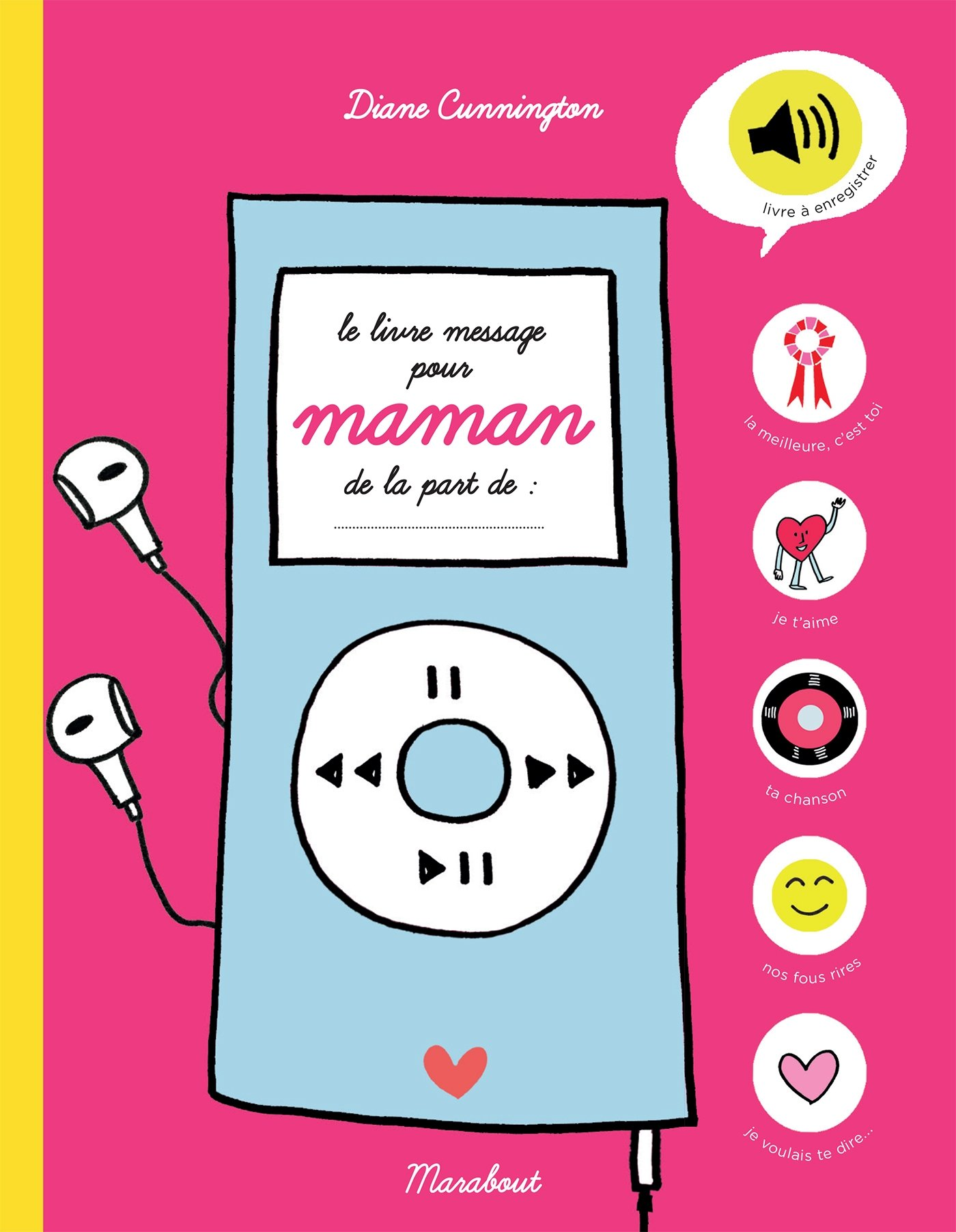 Le Livre Message Pour Maman 9782501120241 Amazoncom Books