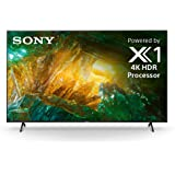 Sony X800H 65-inch TV: 4K Ultra HD Smart LED TV with HDR and Alexa Compatibility - 2020 Model